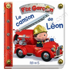 livre-le-camion-de-leon--petit-garcon-fleurus-9595